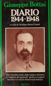 Diario 1944_1948 Giuseppe Bottai Recensioni Libri e News Unlibro