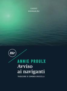 AVVISO AI NAVIGANTI Annie Proulx