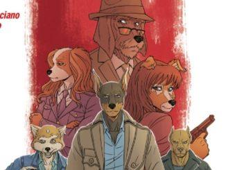I bastardi di Pizzofalcone Graphic Novel Bonelli Editore recensioni Libri e News Unlibro