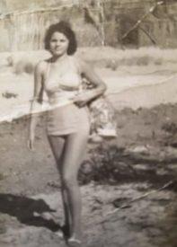 La madre di Patrizia Zara