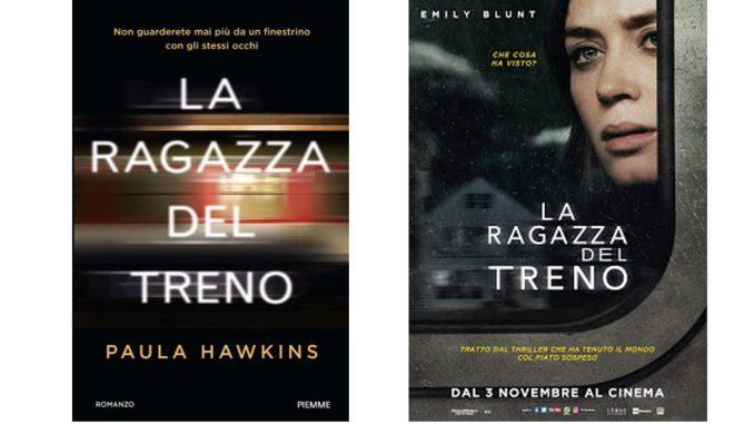 La ragazza del treno Libro e Film