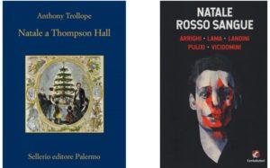NATALE A THOMPSON HALL Anthony Trollope - NATALE ROSSO SANGUE AA.VV. Recensioni Libri e News UnLibro