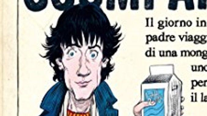 L'ESILARANTE MISTERO DEL PAPÀ SCOMPARSO Neil Gaiman