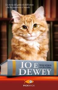IO E DEWEY Vicky Myron e Bret Witter Recensioni Libri e News Unlibro