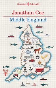 MIDDLE ENGLAND, di Jonathan Coe recensioni Libri e news
