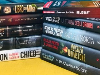 SAGA DI PENDERGAST DOUGLAS PRESTON & LINCOLN CHILD