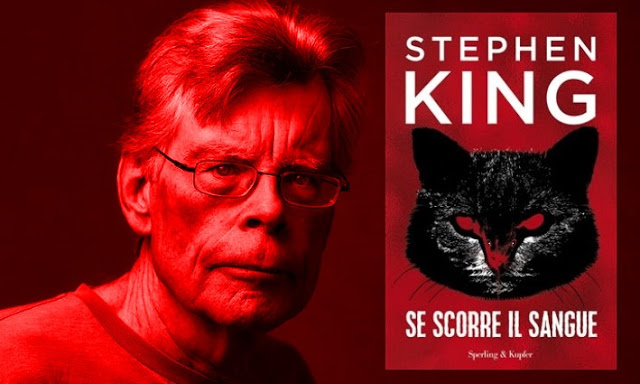 DICHIARAZIONE D'AMORE a Stephen King - Se scorre il sangue