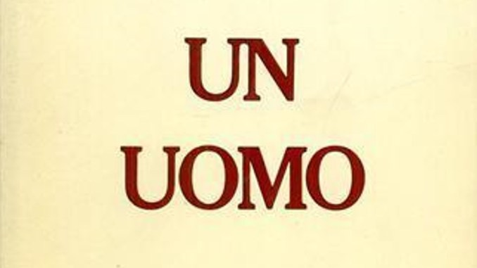 Un uomo Oriana Fallaci Recensioni Libri e News