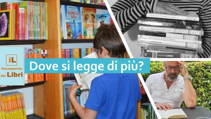 Dove si legge di più Recensioni Libri e News