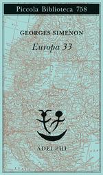 Europa 33 G. Simenon