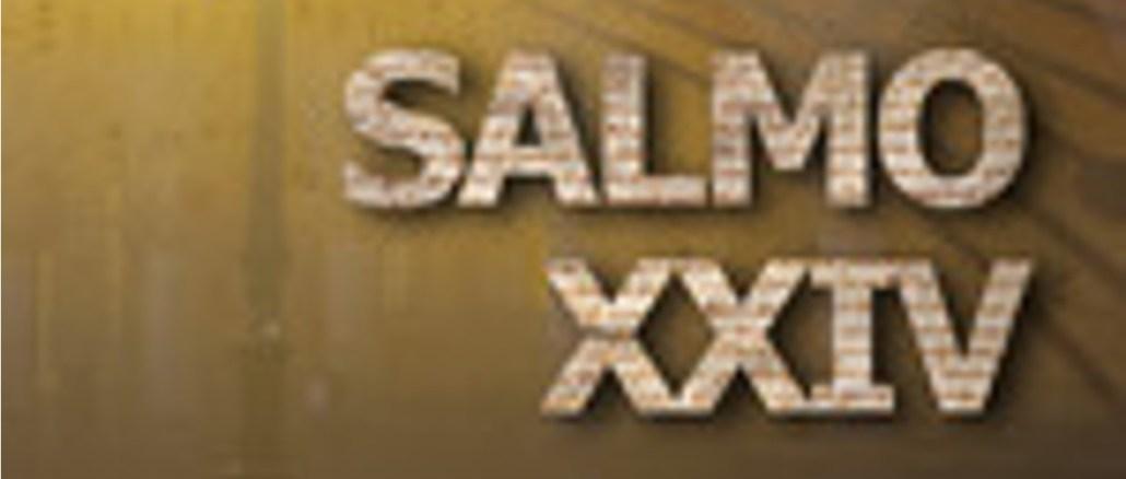 Salmo XXIV Lucia Serraca