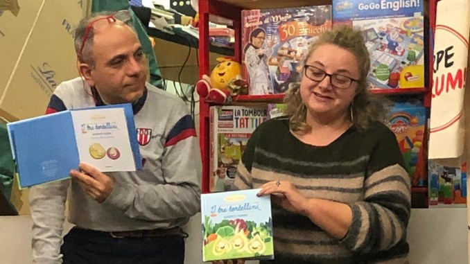 Serena e Arnaldo Globo Libri Genova