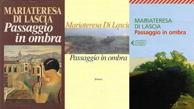 Passaggio in ombra Maria teresa Di Lascia