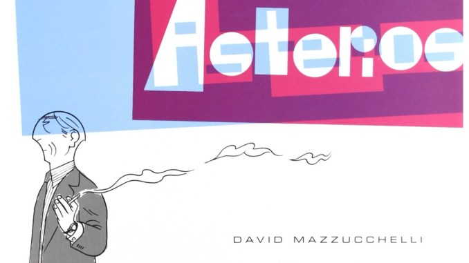 ASTERIOS POLYP David Mazzucchelli