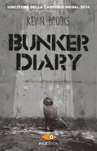 Bunker Diary K. Brooks