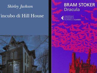 L'incubo di Hill House Shirley Jackson DRACULA Bram Stoker