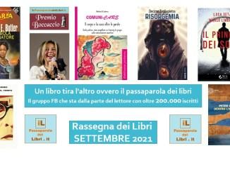 Libri settembre