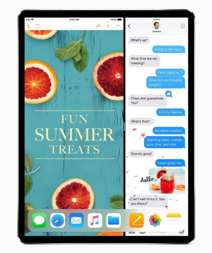 2018 iPad.