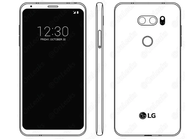 LG confirms switch to OLED for upcoming V30 phone