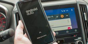 android auto swipe unlock 300x150 - ماذا ننتظر من جوجل في مؤتمر Google I/Oخلال عام 2018