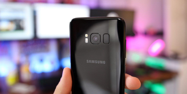 كيفية فتح شاشة قفل Galaxy S8 بطرق وتقنيات متعددة