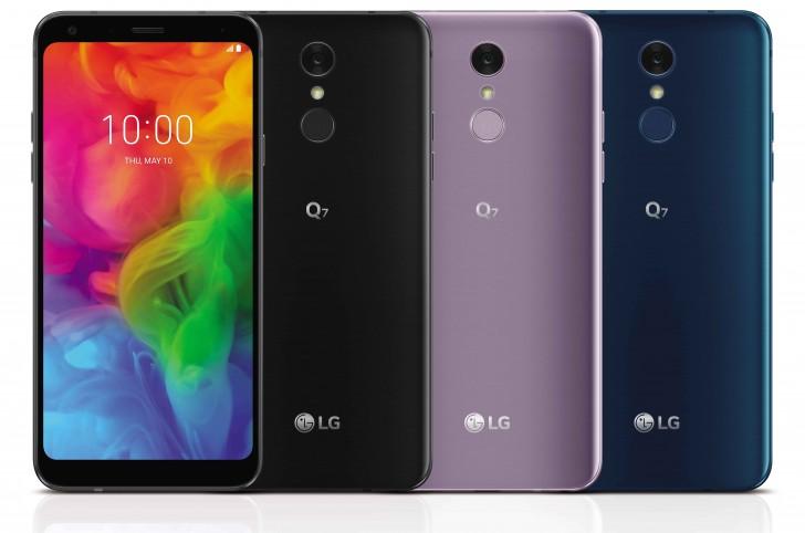 gsmarena 002 2 4 - أعلنت شركة LG عن إطلاق ثلاثة هواتف Q7  الجديدة بتحسينات رائعة