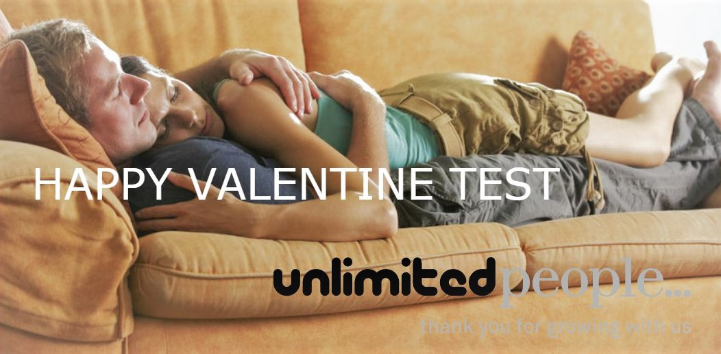 Happy Valentine Test