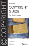 The Pocket Copyright Guide for Publishers