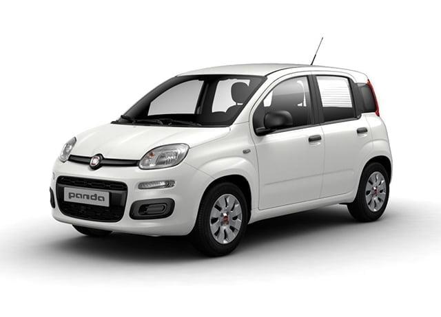 B – FIAT PANDA or similar