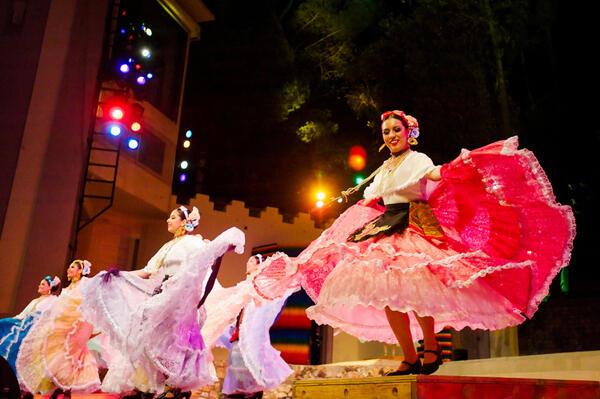 Mexican Folklorico Classes Grupo Folklorico Los Laureles Groupon
