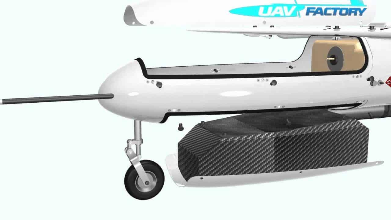 Uav Factory Penguin B Unmanned Aerial System Unmanned