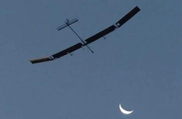 Zephyr-S UAV