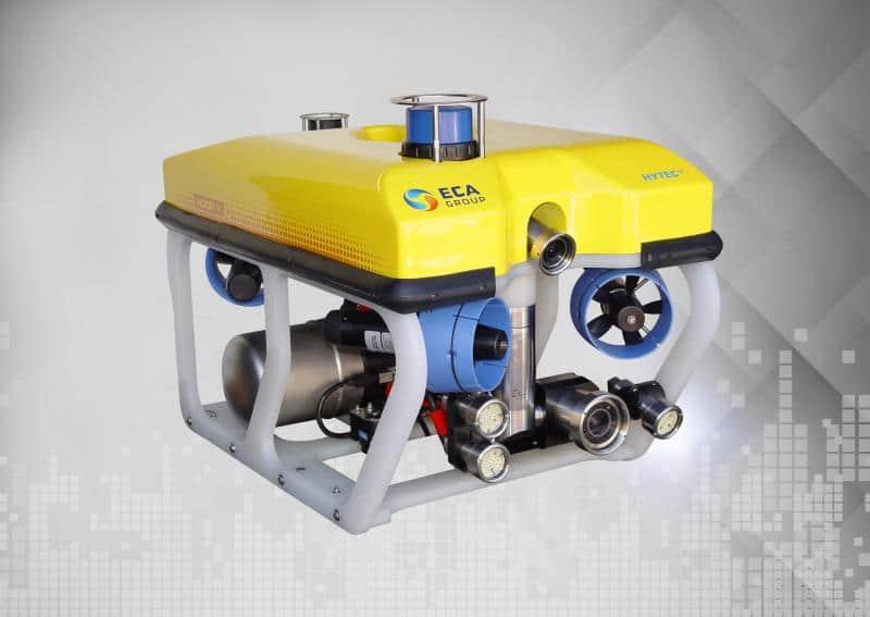 ECA Group H300-V ROV
