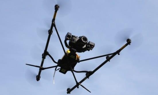 Asctec Falcon V8 Drone