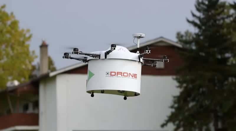 Drone Delivery Canada drone