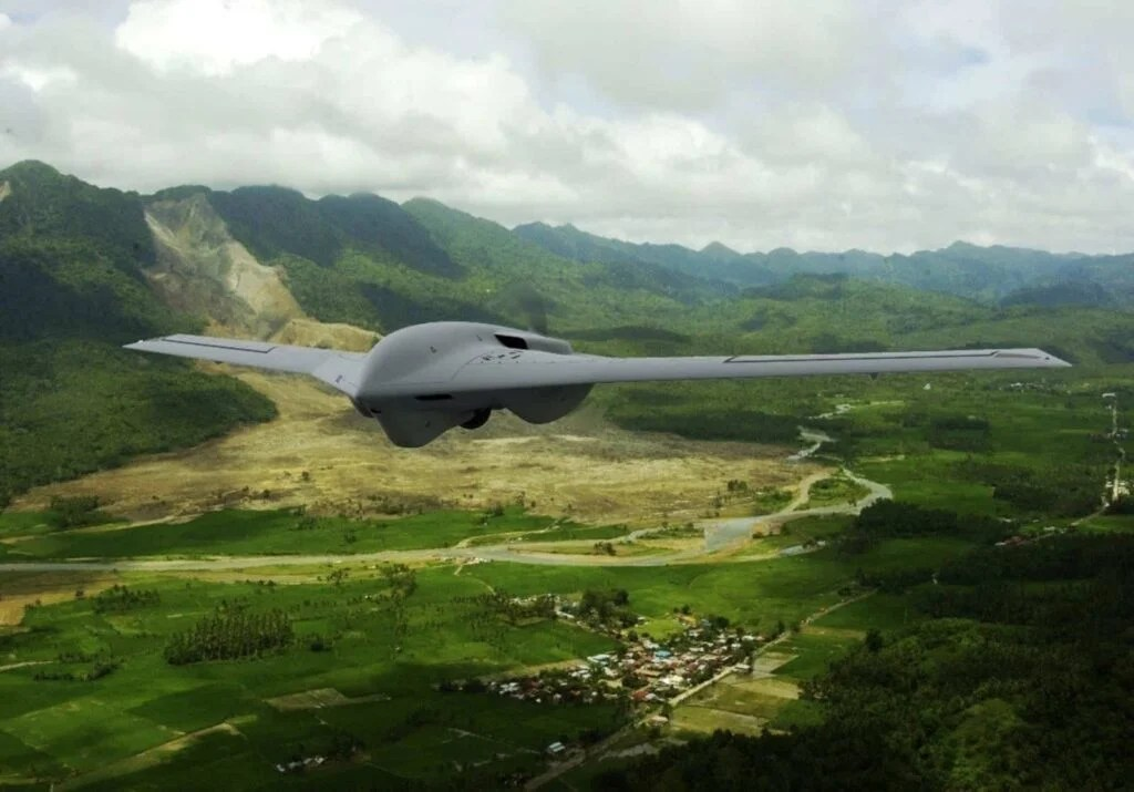 Lockheed Martin Fury UAS