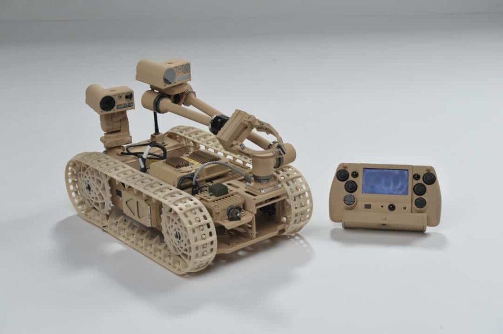 AEODRS Robotic System