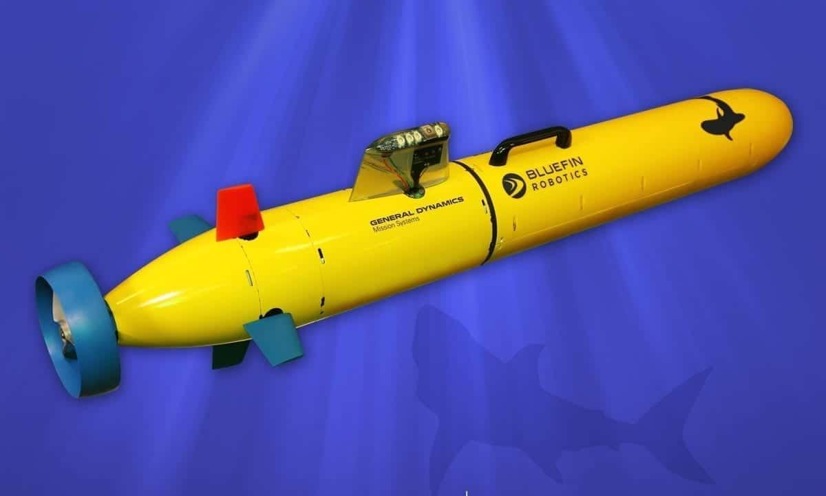 Bluefin Sandshark Uuv Unmanned Systems Technology