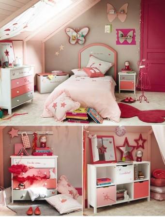 meubles chambre petite fille de 3 ans