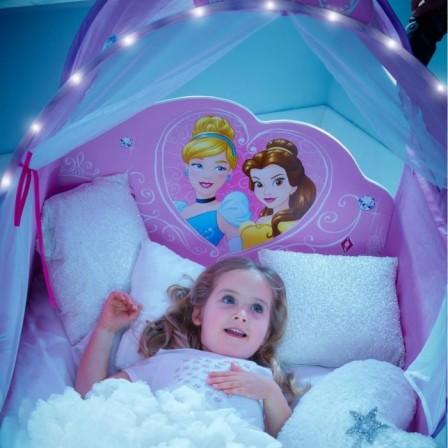 Lit Princesse Meuble Chambre De Princesse Pour Enfant