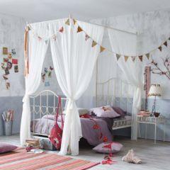Decoration Et Mobilier Chambre De Fille Baldaquin Lit