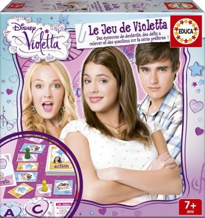 Violetta Jeu Jouet Cadeau Ide Cadeau Violetta Disney