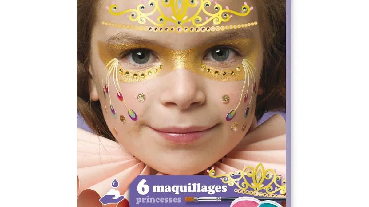 maquillage facile pour le carnaval