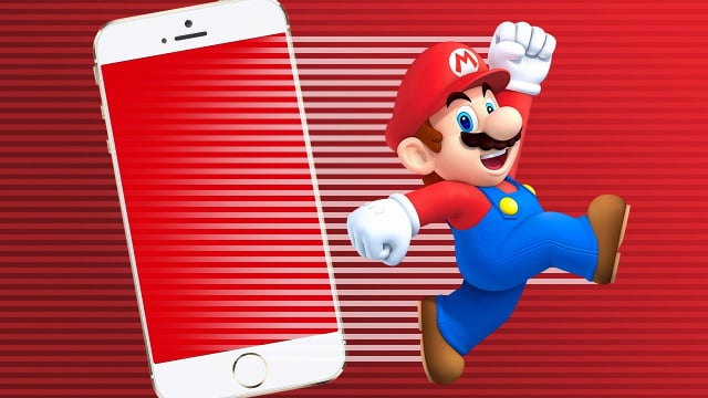 super mario run date de sortie