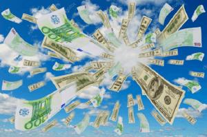 Pioggia di soldi in arrivo!