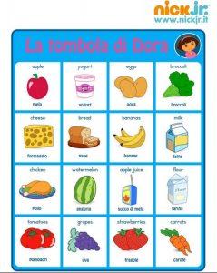 Imparare l'inglese con Dora