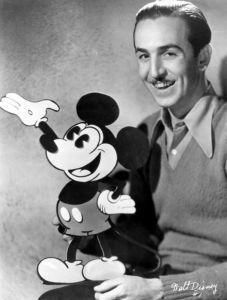 Walt Disney e Topolino