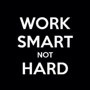 lavorare in maniera intelligente, 18 consigli