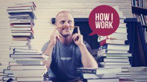 produttività pigra secondo Tim Ferriis