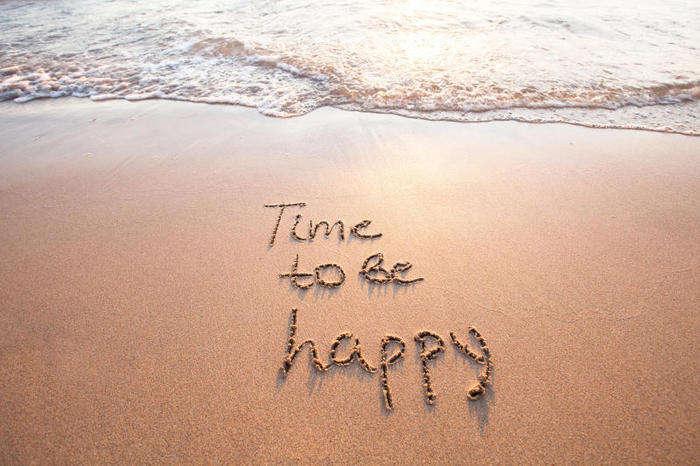 è sempre tempo per la felicità